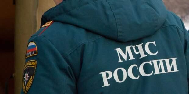 В Хабаровском крае в общежитии случился пожар