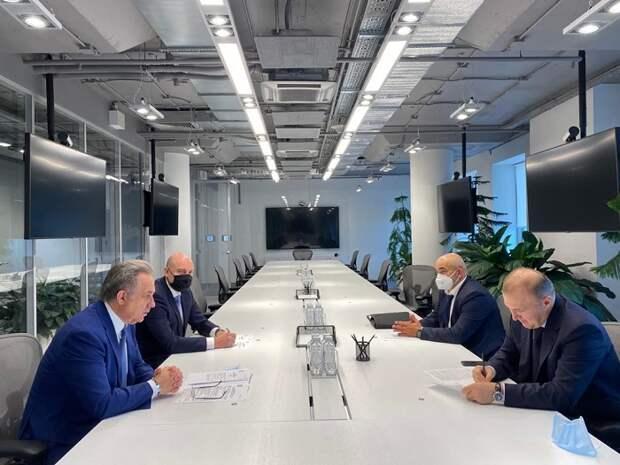 Глава Адыгеи: Важно расширить сотрудничество с ДОМ.РФ для развития жилищного строительства в регионе