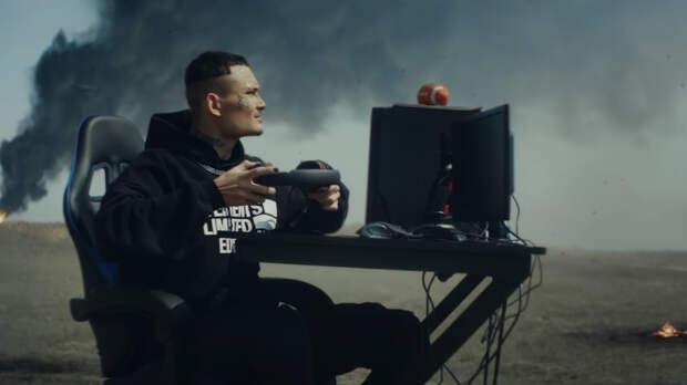 Пользователи оценили клип Моргенштерна с рекламой игры War Thunder