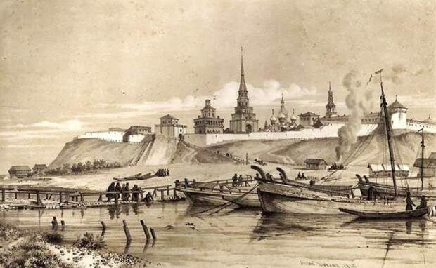 Казань. Странички дневника