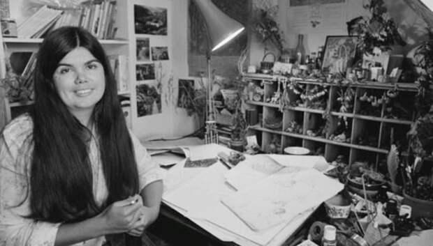 Мастер уютной иллюстрации Джилл Барклем и ее милые мышиные истории