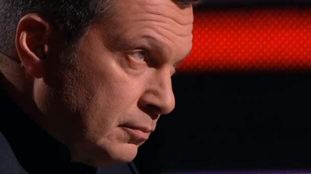 «Он предал всех»: Соловьев рассказал о последствиях, которые грозят Зеленскому