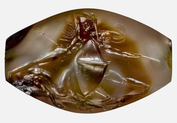В Греции нашли потрясающий артефакт которому 3500 лет