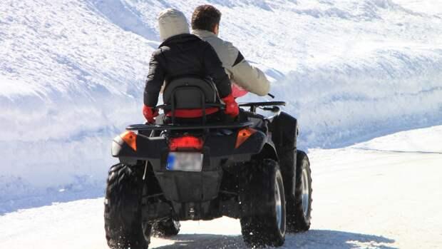 Охотник на квадроцикле бесследно исчез в сибирском лесу
