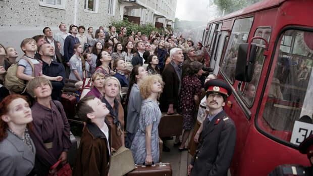 """Козловский рассказал о сложностях в работе над фильмом """"Чернобыль"""""""