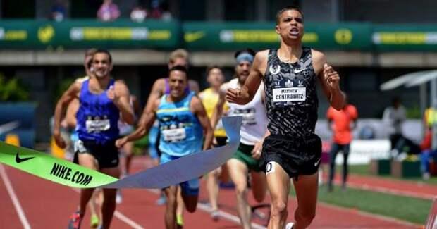 Четыре паралимпийца пробежали 1500 метров быстрей,чем олимпийский чемпион из США