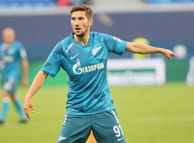 Хавбеки «Зенита» Ерохин и Сутормин будут играть в клубах рангом ниже