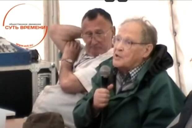 Фалловер Гитлера Ковалёв, правозащитник
