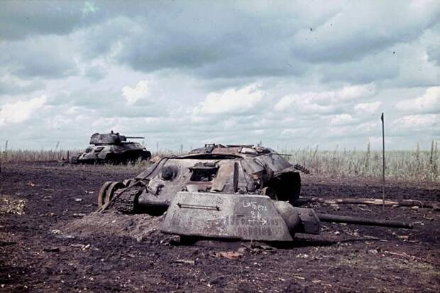 Танки Т-34 – живая история Победы в металле