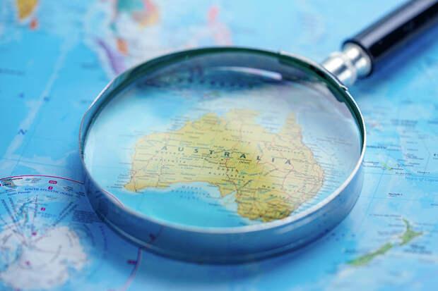 Землетрясение магнитудой 6,0 произошло у берегов Австралии