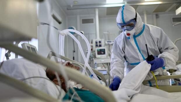 Оперштаб сообщил о 20 393 новых случаях коронавируса в России