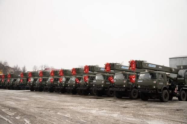 «Клинцовский автокрановый завод» начал поставки автокранов в Социалистическую Республику Вьетнам