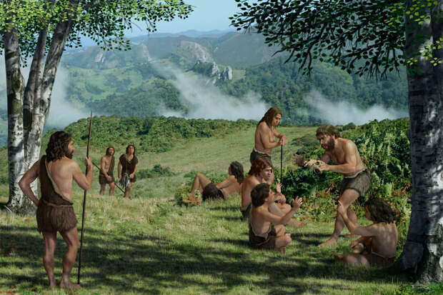 Освоение земли человеком. Как и когда наши предки заселили землю