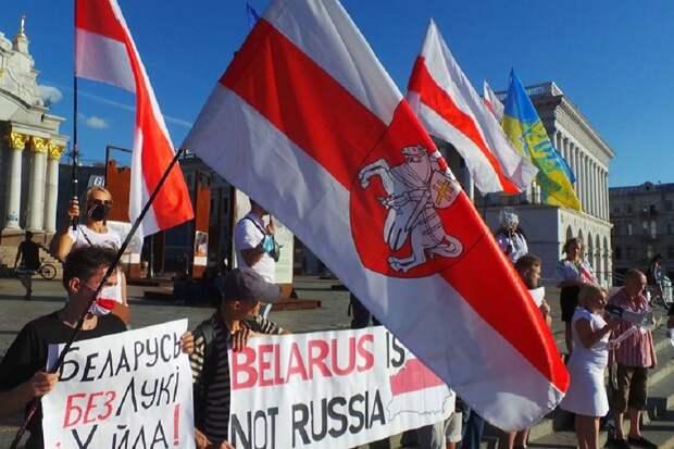 «Борьба с русскими – политическая составляющая борьбы белорусского народа»