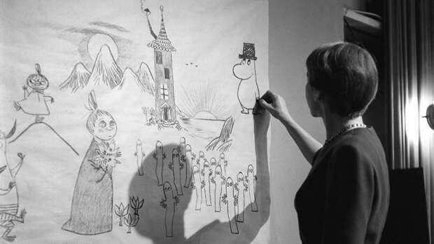 Мама Муми-троллей Туве Янссон, изображение №16