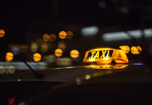 У метро «Селигерская» девочка попала под такси