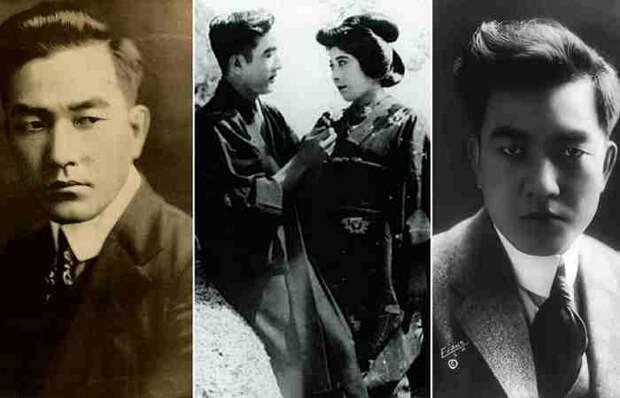 Сэссю Хаякава - потомок самураев, который стал первым секс-символом Голливуда