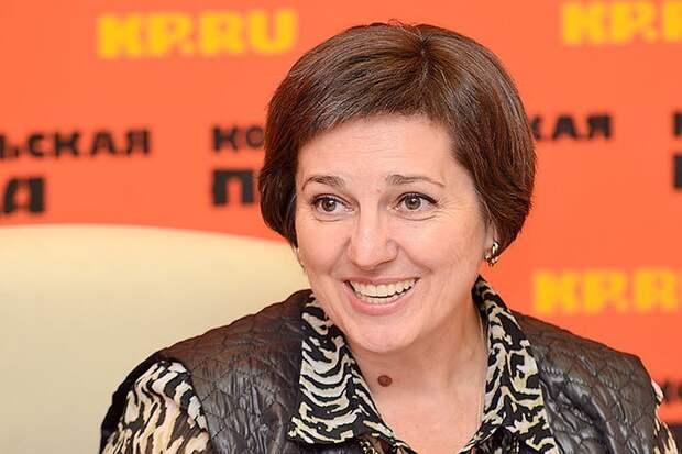 Марина Антимонова сказала, что она тщательно выбирала мужа, поэтому и в семье у нее все хорошо