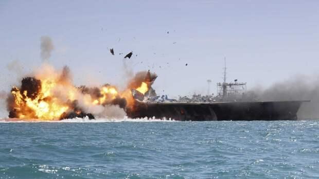 Sohu рассказало, как Россия одним ударом пустит на дно шесть авианосцев США