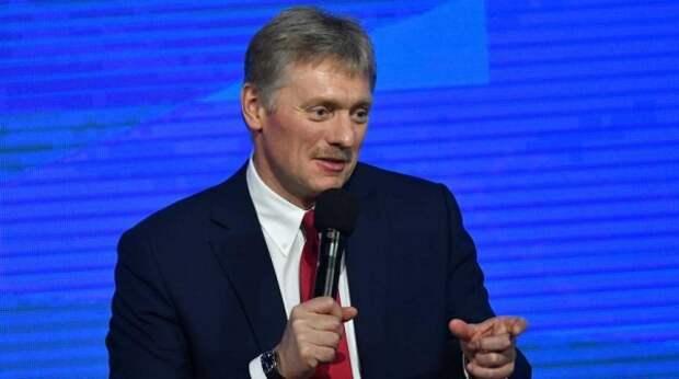 Россия ответит на скопление сил НАТО вокруг Украины – Песков