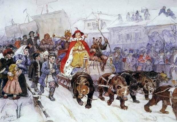 О Новом годе – и новогодней ёлке..
