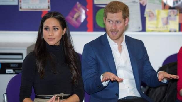 Принц Гарри и Меган Маркл намерены подать в суд на журналистов из-за новостей о дочери