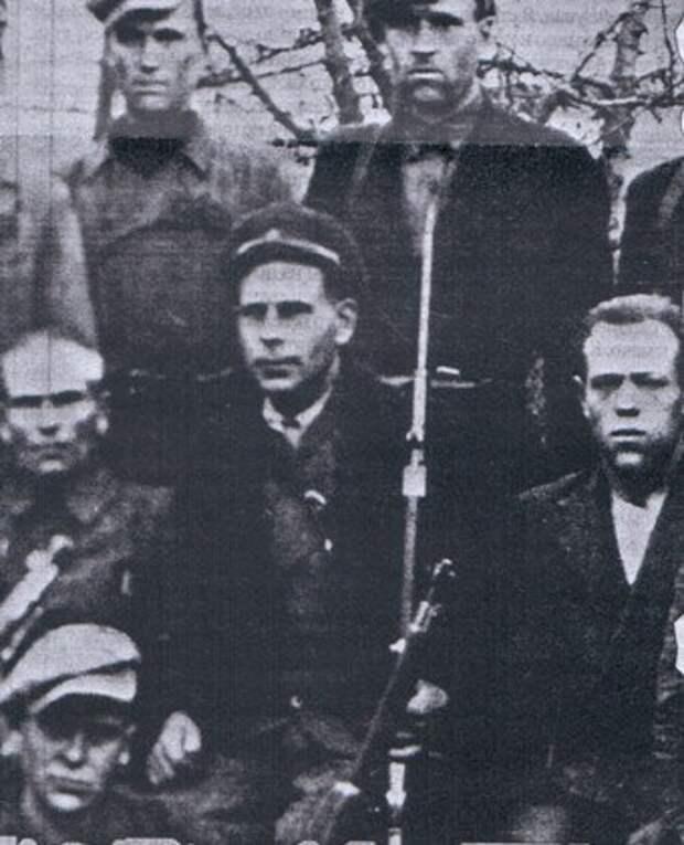 Скидельское восстание в Западной Белоруссии