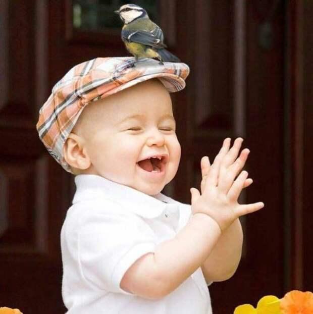 Позитивные жизненные моменты для хорошего настроения (10 фото)