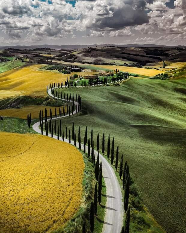 Неподражаемая Италия на снимках влюблённого в неё фотографа-путешественника