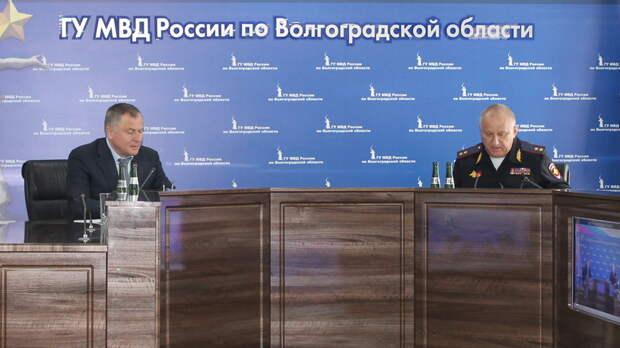 ВВолгограде полицейских наградили заликвидацию террористов