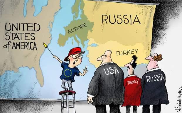 """""""5 принципов общения с Россией"""""""