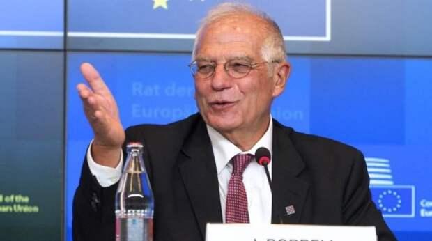 Боррель в Европарламенте перепутал Турцию с Россией