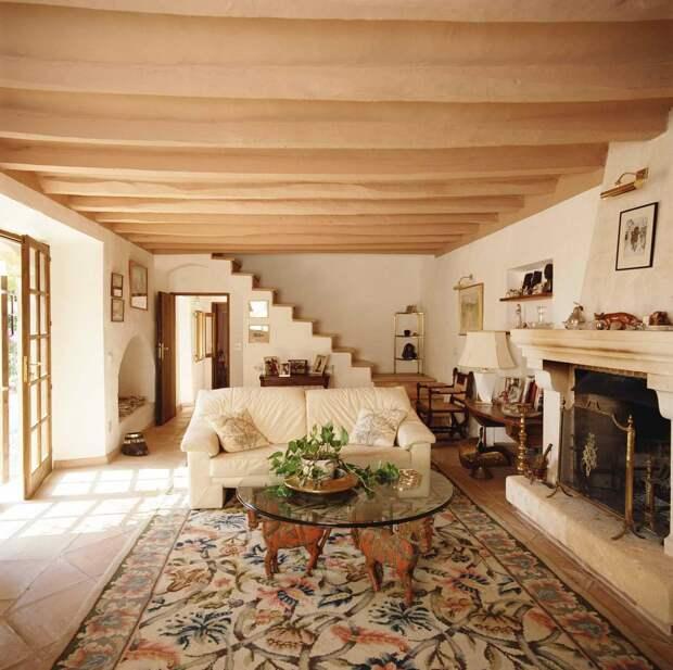 Интерьер загородного дома: как обставить все стильно и со вкусом (67 фото)
