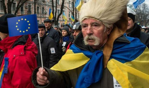 Украина: курс на Альдебаран!