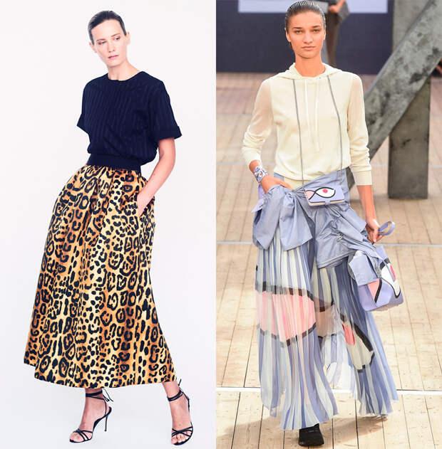 Модные юбки на лето – 60 лучших образов