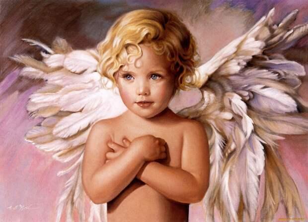Ангелы данные нам Родом (обязательно к прочтению - мурашки по коже)