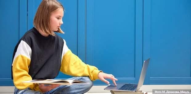 Сергунина рассказала о запуске сайта детских технопарков Москвы. Фото: М.Денисов, mos.ru