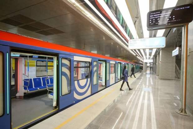 Общественные обсуждения новой линии метро в Строгине завершатся 2 февраля