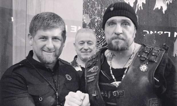 Кадыров выразил поддержку Хирургу в споре с режиссером Райкиным