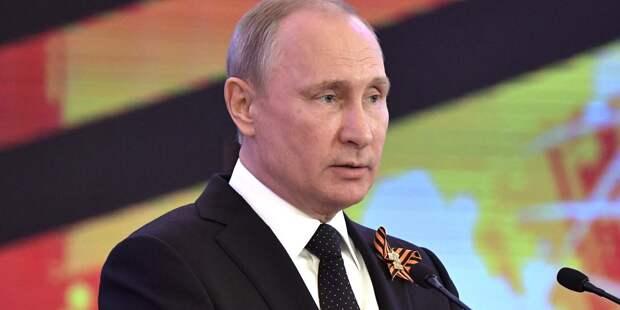 Путин анонсировал встречу с президентом Киргизии