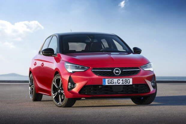 Новая Opel Corsa: горение без жажды топлива