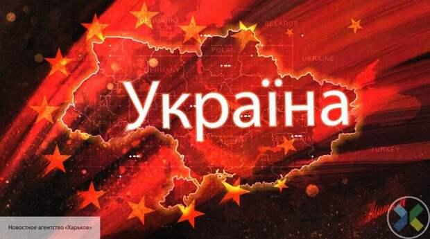 Кузьмин заявил о планах власти поделить Украину между ЕС и Россией