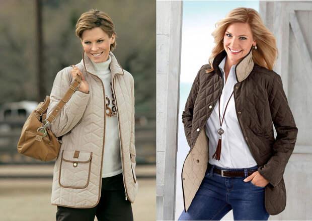 Куртки на осень. Актуальные модели для всех типов фигур.