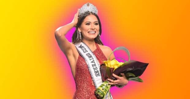Как выглядит «Мисс Вселенная-2020» Андреа Меса в обычной жизни