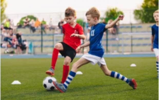 Секции футбола открылись в детских садах в Уваровском переулке