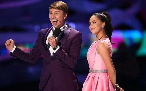 Маркони: «Загитова — классная, талантливая, красивая, умная. У нее розовое платье»