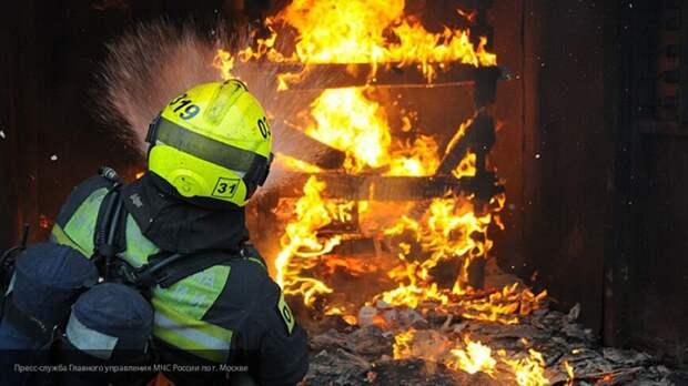 Предприятиепо производству СПГ загорелось в Техасе после взрыва