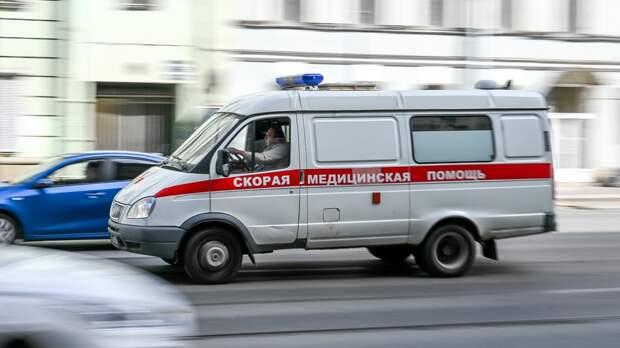 Найденный у обочины дороги мальчик скончался в больнице в Москве