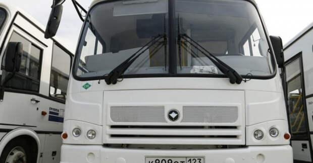 В Краснодаре временно изменятся маршруты пяти автобусов