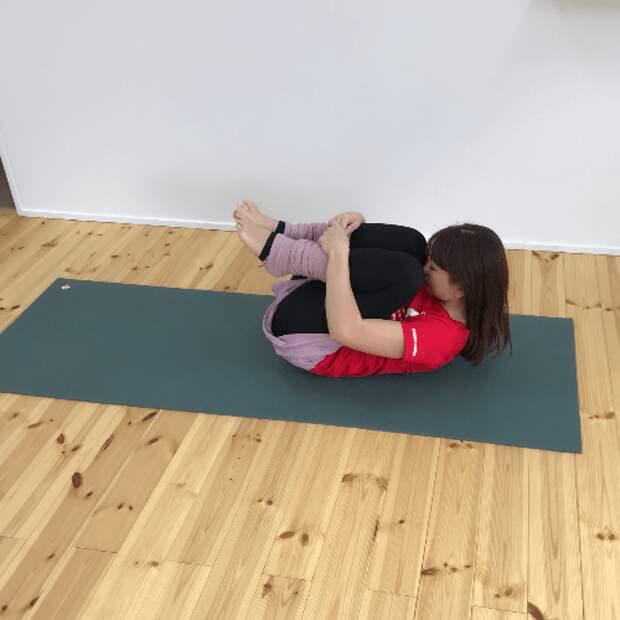 1 упражнение, которое исправит искажение таза и укрепит плечи